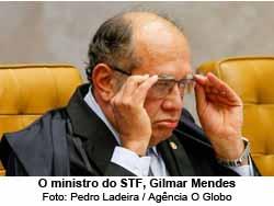 Resultado de imagem para Janio Ferreira Soares e Gilmar Mendes crônica